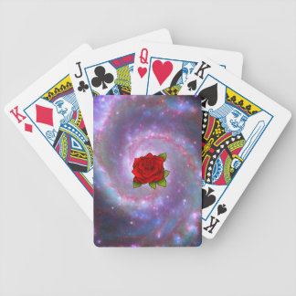 Galaxia subió baraja de cartas