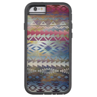 Galaxia tribal funda para  iPhone 6 tough xtreme