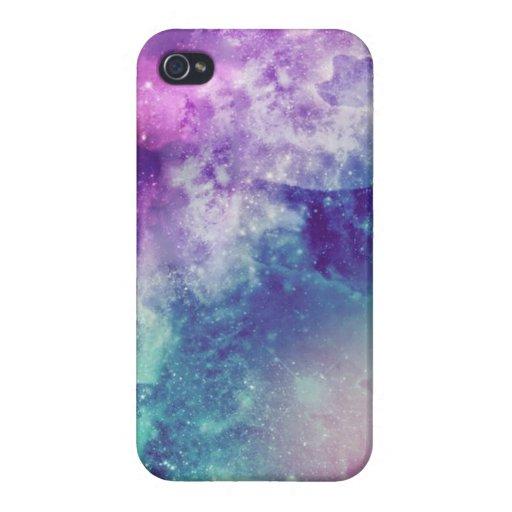 Galaxia Tripp iPhone 4/4S Fundas