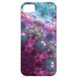 galaxia trippy iPhone 5 carcasas