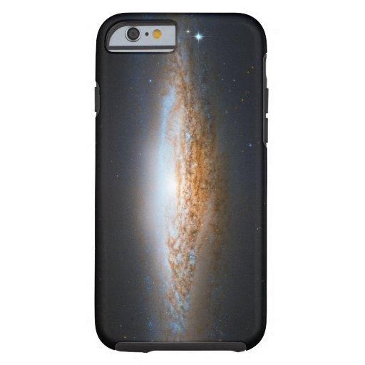 Galaxia Unbarred NGC 2683 del UFO de la galaxia Funda De iPhone 6 Tough
