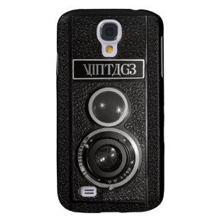 Galaxia vieja S4 del efecto de la cámara de la pel Funda Para Galaxy S4