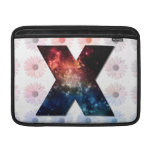 Galaxia X y modelo de la margarita Fundas Macbook Air