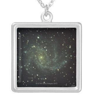 Galaxia y estrellas joyerias personalizadas