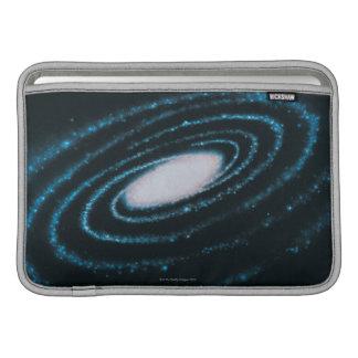 Galaxias activas funda para macbook air