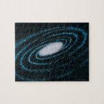 Galaxias activas puzzle con fotos