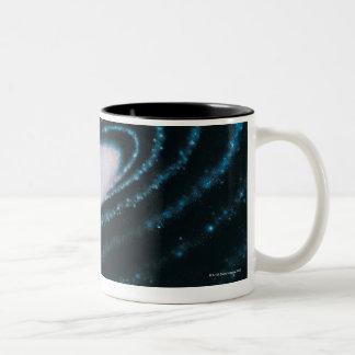 Galaxias activas tazas