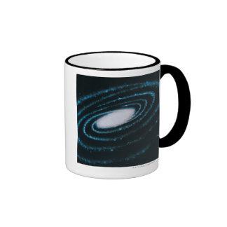 Galaxias activas taza