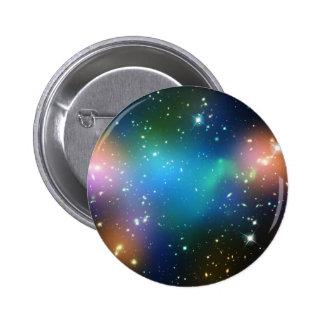 Galaxias coloridas pin