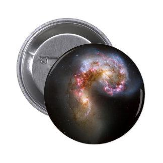Galaxias de las antenas NGC 4038-4039