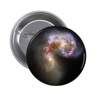 Galaxias de las antenas pins