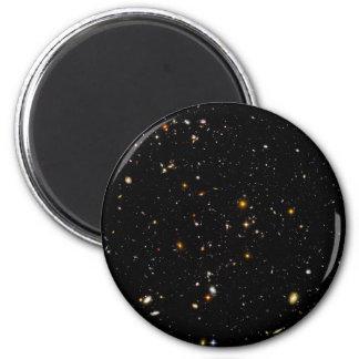 GALAXIAS (espacio exterior) ~.jpg Imán Redondo 5 Cm