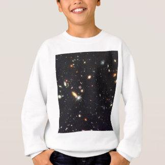 Galaxias innumerables de nuevo al principio del polera