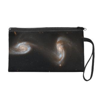 Galaxias que obran recíprocamente