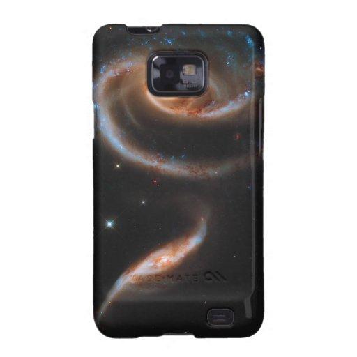 Galaxias que obran recíprocamente Arp 273 UGC 1810 Samsung Galaxy S2 Fundas