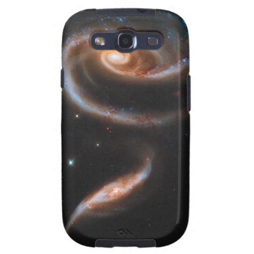 Galaxias que obran recíprocamente Arp 273 UGC 1810 Galaxy S3 Cárcasas