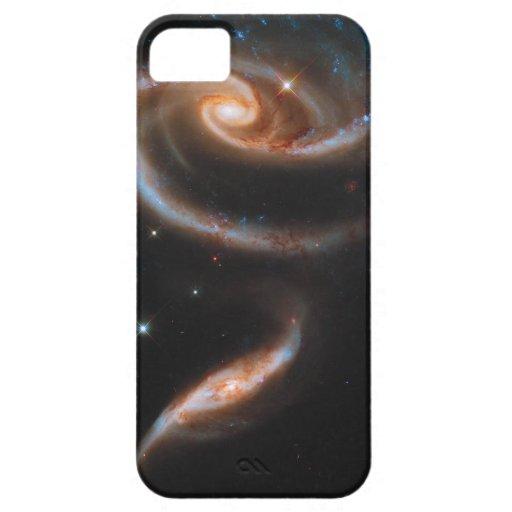 Galaxias que obran recíprocamente Arp 273 UGC 1810 iPhone 5 Case-Mate Cárcasa