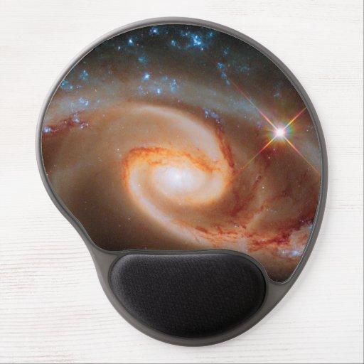 Galaxias subiós del Arp 273 Alfombrilla Con Gel