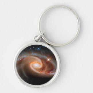 Galaxias subiós del Arp 273 Llavero Personalizado
