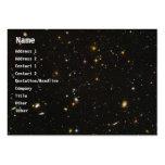 Galaxias Tarjetas De Visita Grandes