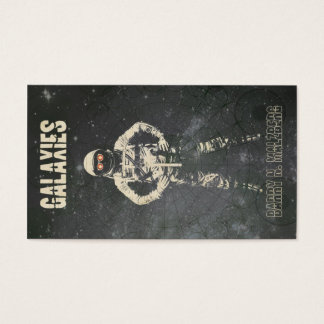 GALAXIES BUSINESS CARD