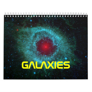 Galaxies Calendar