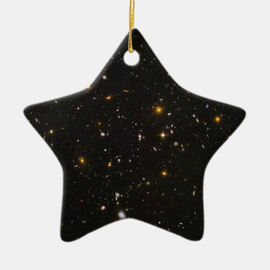 Galaxies Ceramic Ornament