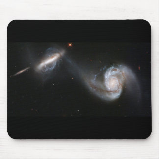 Galaxies Dance Mouse Pads