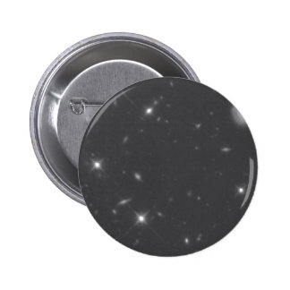 Galaxies in the Hubble Deep Field South Image.ai Pinback Button