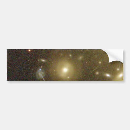 Galaxies Magnified by Galaxy Cluster Abell 1689's Bumper Sticker