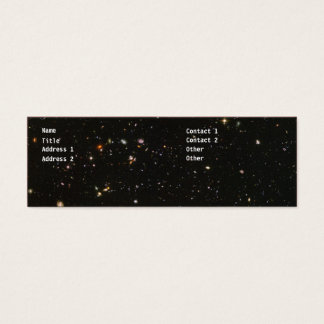 Galaxies Mini Business Card