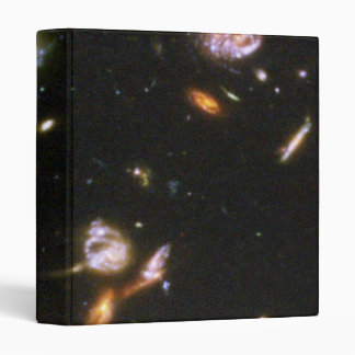 Galaxies on a Collision Course in the Hubble Ultra Binders