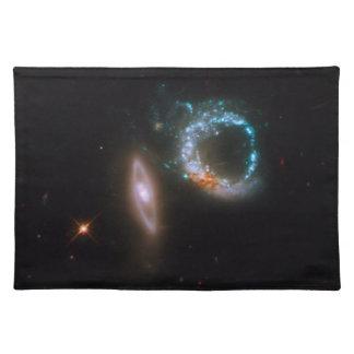 Galaxies Perfect Ten Cloth Placemat