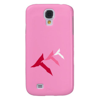 GALAXY4 PINK PHONE GALAXY S4 CASE