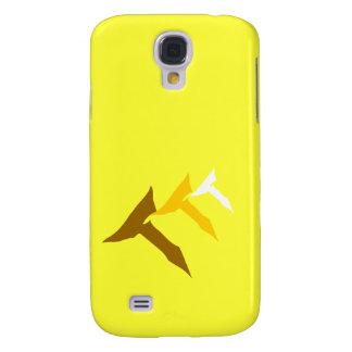 GALAXY4 TRUTH YELLOW PHONE SAMSUNG GALAXY S4 CASE