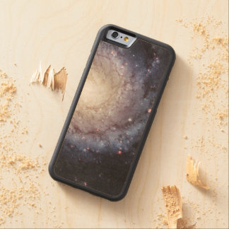 Galaxy 221 carved® maple iPhone 6 bumper case