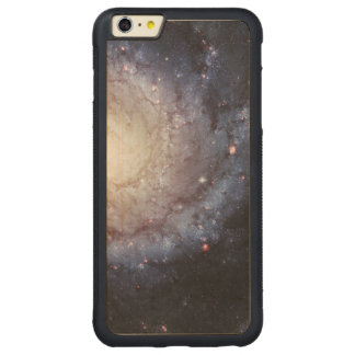 Galaxy 221 carved® maple iPhone 6 plus bumper