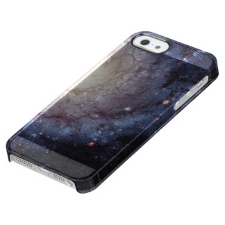 Galaxy 221 clear iPhone SE/5/5s case