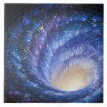 Galaxy 2 ceramic tile