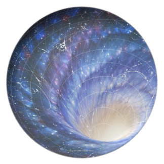 Galaxy 2 party plate