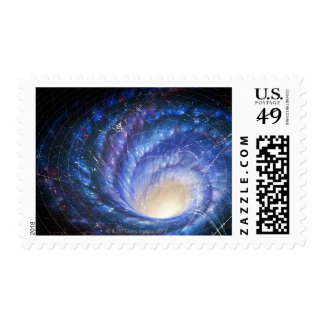 Galaxy 2 postage stamps