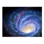 Galaxy 2 postcard