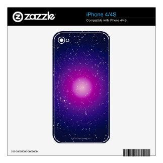 Galaxy 3 iPhone 4 skin