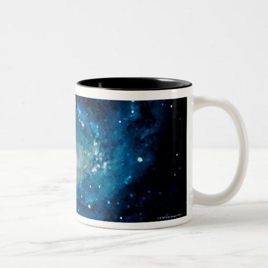 Galaxy 3 Two-Tone coffee mug