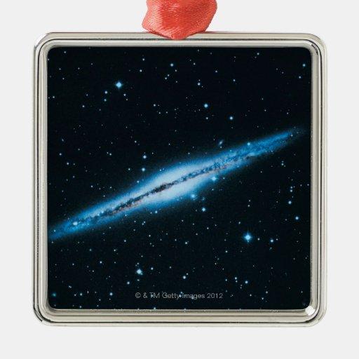 Galaxy 4 christmas tree ornament