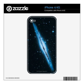 Galaxy 4 iPhone 4S decal