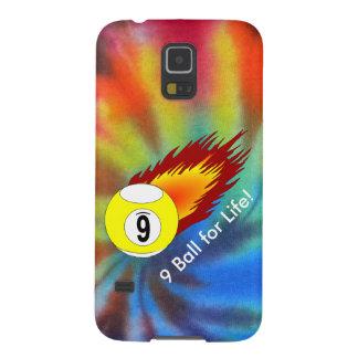 GALAXY 5 PHONE CASE 9 BALL