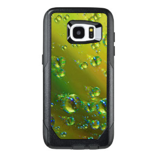 Galaxy 7 Case | Iridescent Water Bubbles