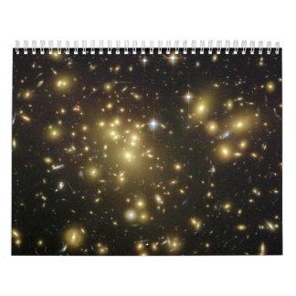 Galaxy Abell 1689 s Calendar