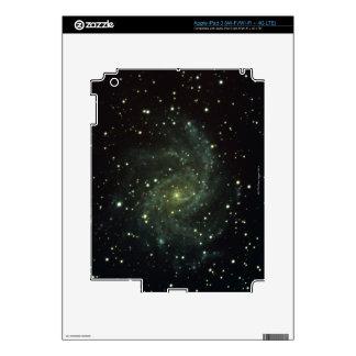 Galaxy and Stars iPad 3 Skins